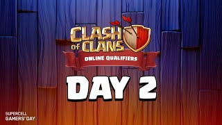 Supercell Gamer's Day: Kualifikasi Online Clash of Clans [Day-2]