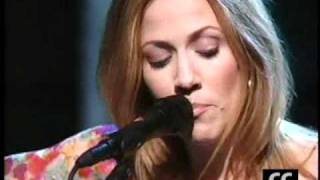 "Sheryl Crow - ""Soak Up The Sun"" (Acoustic, Solo)"