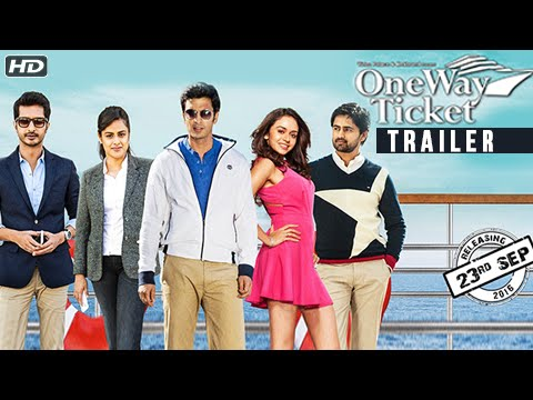 One Way Ticket | OFFICIAL TRAILER | Sachit...