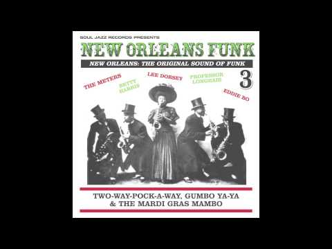 NEW ORLEANS FUNK 3 MIX