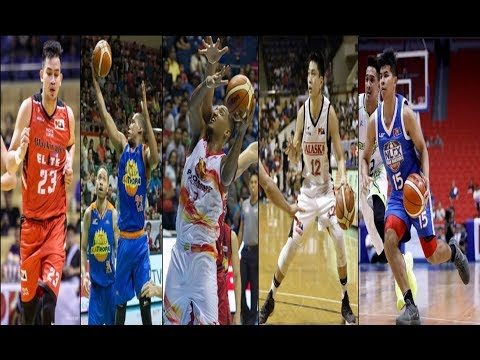 TOP 5 ROOKIE OF THE MONTH PBA PERFORMER [December 2017]