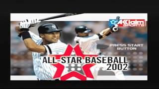 All Star Baseball 2002 (PS2)