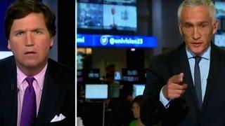 Tucker Carlson To Jorge Ramos: 'You're Whiter Than Me!'