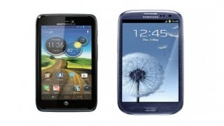 Motorola Atrix HD LTE vs Samsung Galaxy S3 - Surprised?