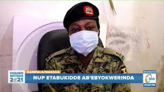 Omubaka Ssegona aleese bwino ku bya poliisi okutulugunya abawagizi ba Bobi Wine