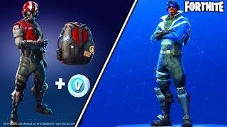 UNLOCK -NOUVEAU - WINGMAN STARTER PACK GRATUIT - PS PLUS CELEBRATION PACK sur FORTNITE BATTLE ROYALE!