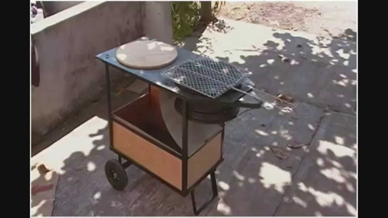Homemade Tire Rim Bbq Pit Youtube