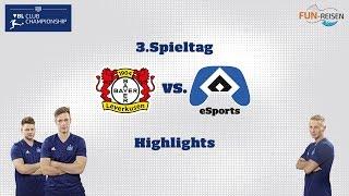 HSVeSports | Die Highlights des 3. Spieltags der VBL
