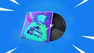 Fortnite New Winner's Circle Music Pack!