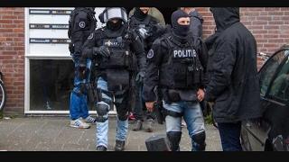 ARRESTATIE TEAM / INVAL BIJ CRIMINELEN !