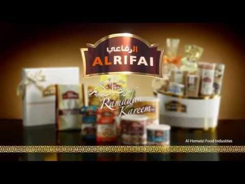 Al-Rifai Nuts and Confectionery new Ad Campaign (Al Rifai 30s Arab Ramadan AlRai 1)