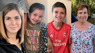 Four members of Massachusetts family killed in crash during Disney vacation