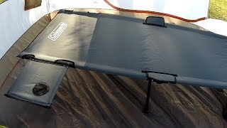 Coleman Pack-Away Cot - Insane Review!!!