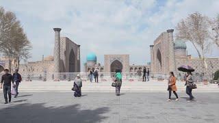 Uzbekistan seeks to expand Silk Road tourism