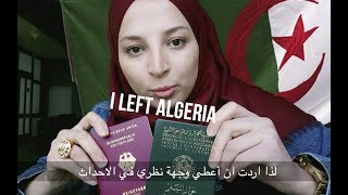 What is happening in my country? | The Algerian Movement