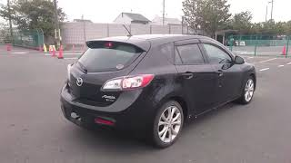 Видео-тест автомобиля Mazda Axela (Blefw-106783, LF-VE, 2009г)