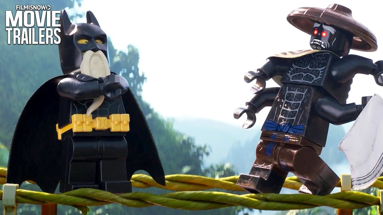 The Lego Ninjago Movie Funny Bloopers And Outtakes From The Lego Ninjago Movie