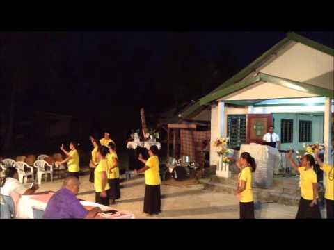 Tuvalu AOG group item 2014