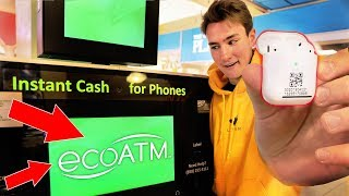 Download Selling AirPods 2 to the EcoATM Machine Mp3 and Videos