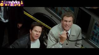 Доведение до Самоубийства ... отрывок из фильма (Копы в Глубоком Запасе/The Other Guys)2010