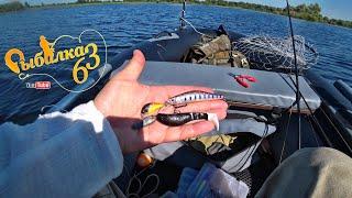 Рыбалка на спиннинг летом 2020 окунь на кренк и воблер