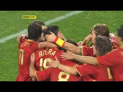FIFA Confederations Cup 2009 - New Zealand 0-5 Spain (Cesc Fabregas 24')