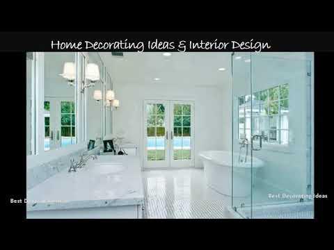 White tile bathroom designs | Best of most popular interior & exterior modern design picture
