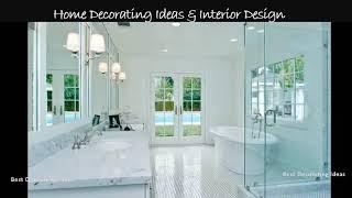 White tile bathroom designs   Best of most popular interior & exterior modern design picture