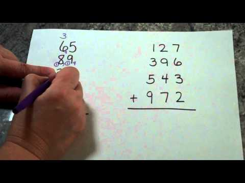 Quick and Easy Addition Trick