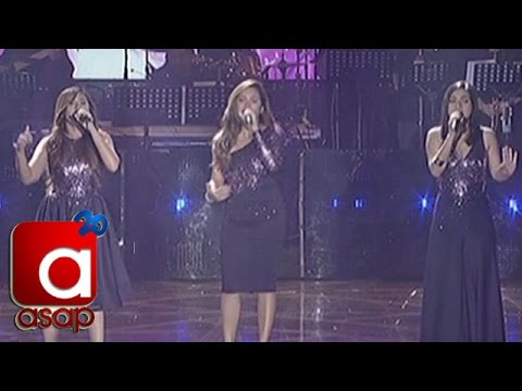 "Angeline, Kyla, Morissette in ""Infinity"" whistle showdown"