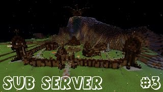 SubServer - 03. Две деревни (Обзор построек зрителей)