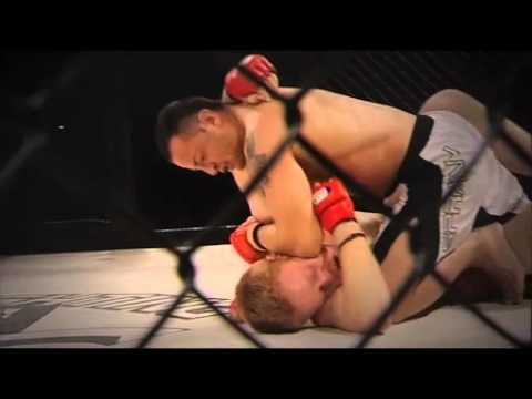 Jim Kendrovski MMA Highlight Reel