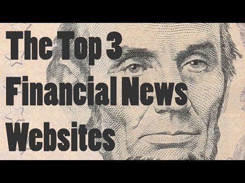 The Top 3 Financial News Websites