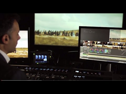 Case Study: Quantel Rio at The Look, London