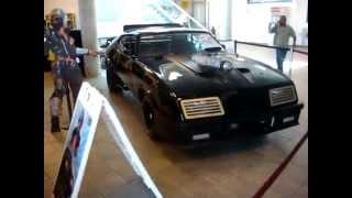 Mad Max Interceptors at George Barris