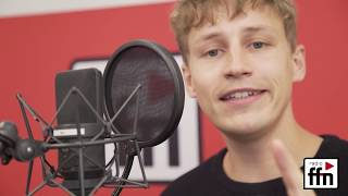 "Tim Bendzko - ""80 Millionen"" Max Giesinger Cover (live@ffn)"