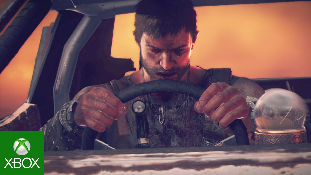 Mad Max - Gamescom 2015 Trailer