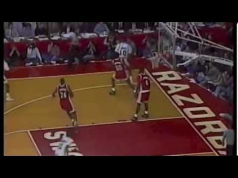 Todd Day highlights 1991