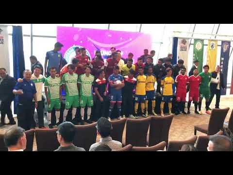 Launch of the Singapore Premier League