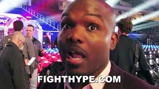 TIM BRADLEY REACTS TO PACQUIAO'S WIN OVER BRONER; REVEALS PACQUIAO SLIPPAGE SIGNS, GIVES AB CREDIT