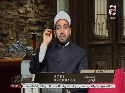 متصلة للشيخ سالم زوجي من اهل قوم لوط المسلمون يتساءلون Youtube