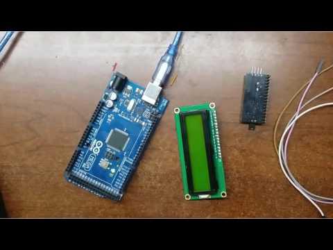 Tự học Arduino: Bài 6 - Giao tiếp LCD