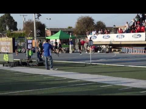 cif masters track meet 2013