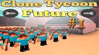 Roblox Clone Tycoon 2 Teil 1: Ich HABE CLONES!