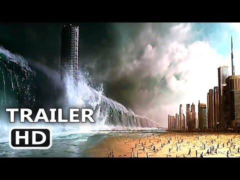GEOSTORM Trailer (2017) Gerard Butler Disaster Movie HD [Official Trailer]