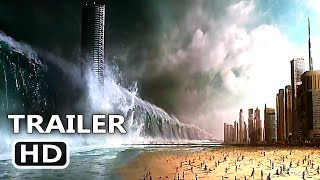 GEOSTORM Trailer (2017) Gerard Butler Disaster Movie HD [Official Trailer] Thumb