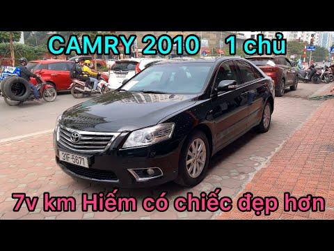 Siêu phẩm Toyota Camry 2010, 1 chủ sử dụng, chạy 7v km | Hiếm có chiếc đẹp hơn | Ngọc Tuấn