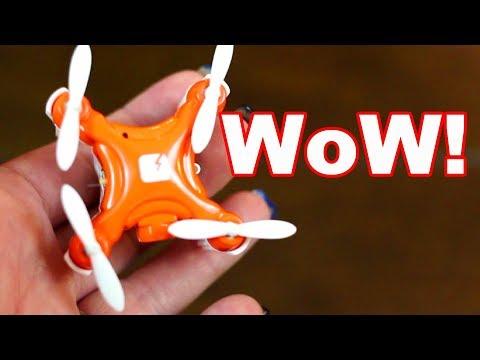 World's Most Expensive Mini Camera Drone - Skeye Nano 2 FPV - TheRcSaylors