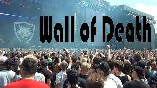 Bad Wolves - Officer Down - Wall of Death - Graspop 2019