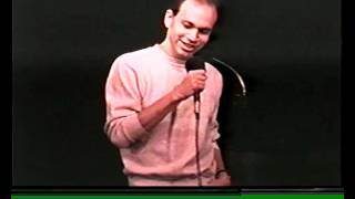 Stand-Up Comedy Experience 1990-11-02